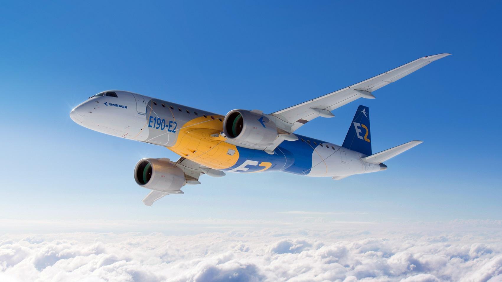 Embraer assume compromisso de operações neutras em carbono até 2040